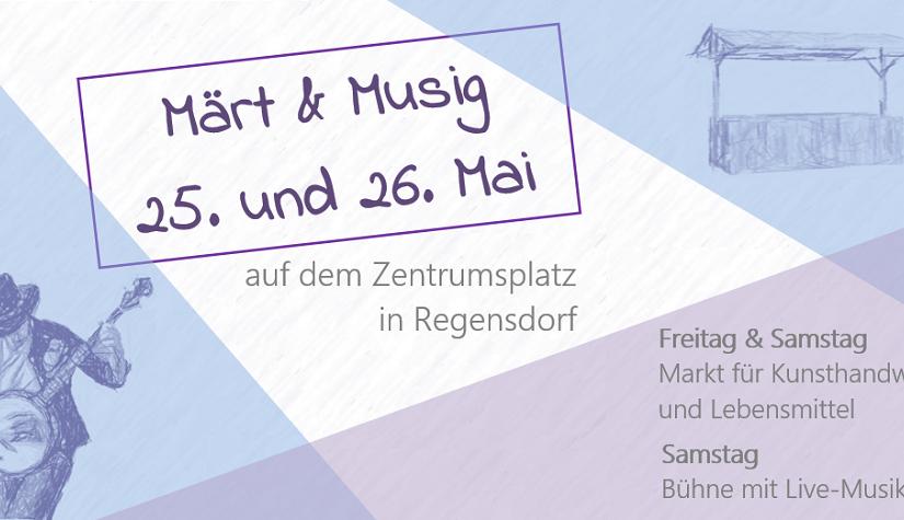 Märt & Musig in Regensdorf